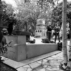 Abb. 19: Grab von Gilbert Becaud, Sänger (nicht gesucht, zufällig gefunden)