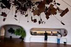 Bar im Mirador del Rio. Alle Fotos: Emil Gruber