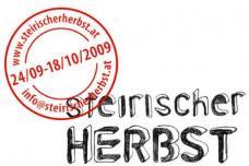 steirischer herbst 24/09 - 18/10/2009