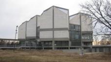 das Museum für Moderne Kunst - geplant von Ivan Antic - ist geschlossen
