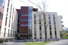In der Kategorie SANIERUNG: StudentInnenwohnhauses Am Rehgrund, Graz. Planung: Arch. DI Peter Reitmayr, Graz