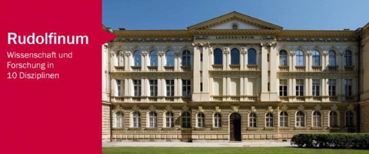 Die Architektur des Landesmuseums Rudolfinum