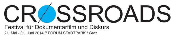 Forum Stadtpark: Crossroads