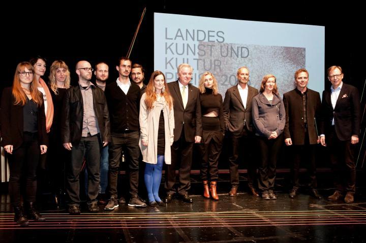 Landeskulturpreise Steiermark 2015 verliehen
