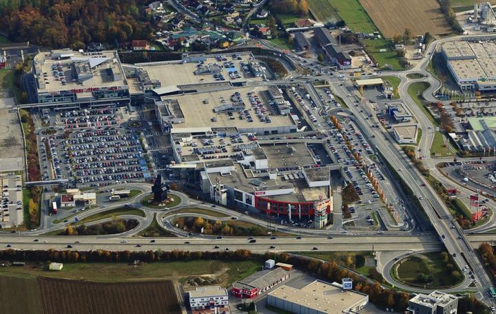 Shopping Seiersberg _ Fotoquelle EXPA/Picturedesk