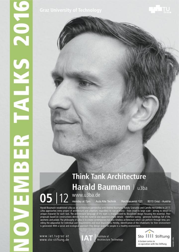 TU Graz: November Talks 2016