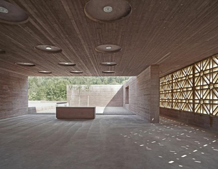 BHP 13 _ vorarlberg _ Islamischer Friedhof