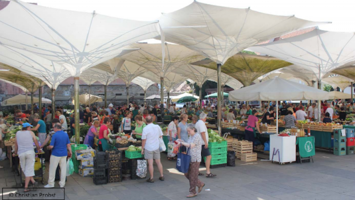 Maribor, Markt
