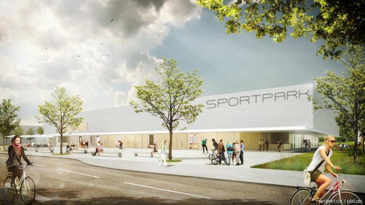 Sportpark Hüttenbrennergasse Graz