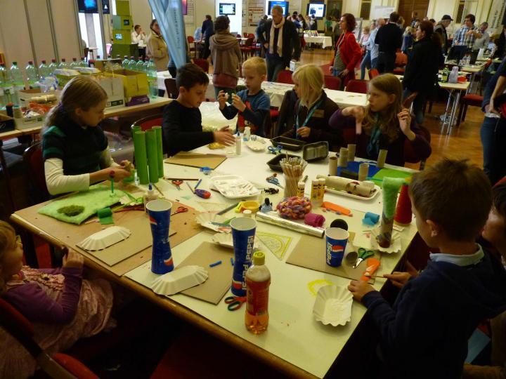 KreativWerkstatt für Kinder