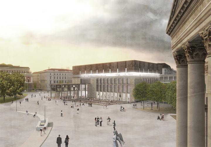 WIEN MUSEUM NEU - Architektenteam Winkler + Ruck mit Ferdinand Certov