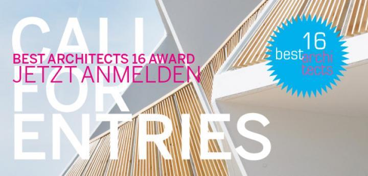best architects 16 Award