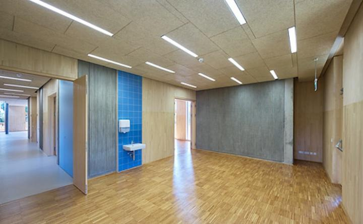Volksschule Murfeld Phase 1