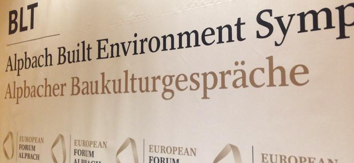 sujet forum alpbach 2014
