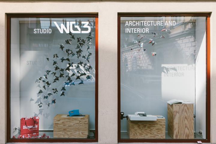 WG 3 schaufenster Diagonale