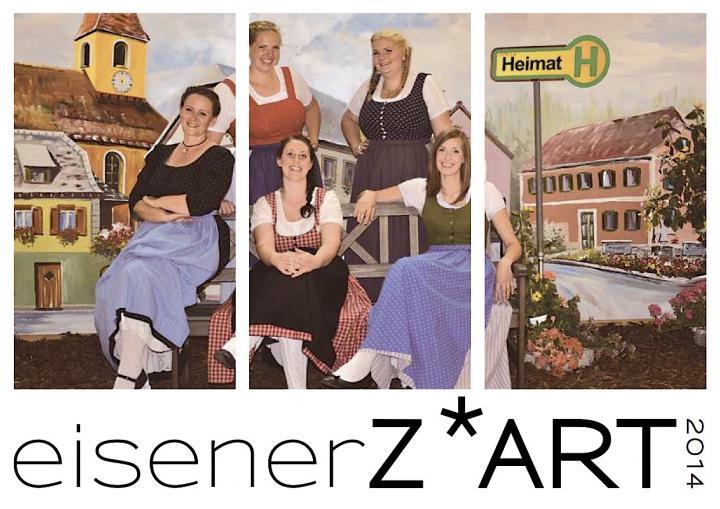 eisenerZ*ART 2014: HEIMAT