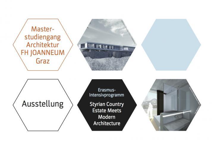 Fh joanneum styrian country estate meets modern for Fh studium architektur
