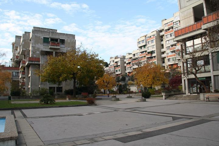 terrassenhaussiedlung