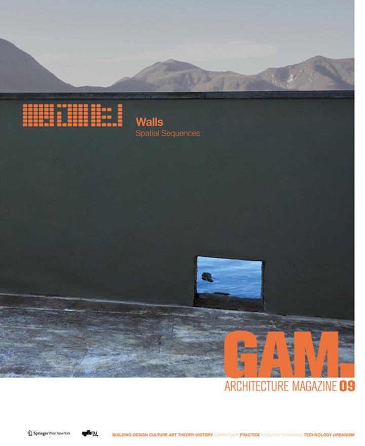 GAM. 09 – WALLS