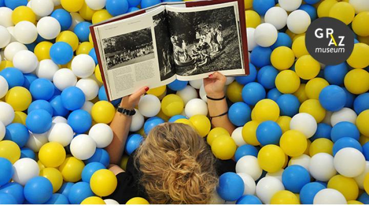 GrazMuseum: Buch und Spiele