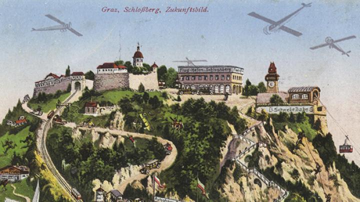 GrazMuseum: Schloßbergutopien