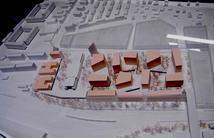 Smart City Projekt Graz Mitte _Modell Pernthaler
