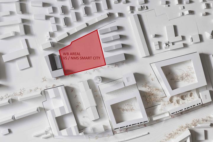 modell lage VS NMS smart city