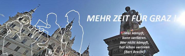 Mehr Zeit für Graz