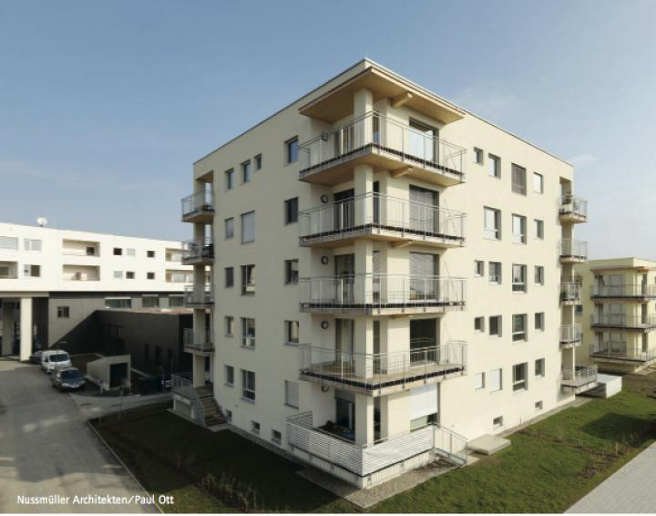 Holzbaugespräch Projekt Graz Reininghaus Süd