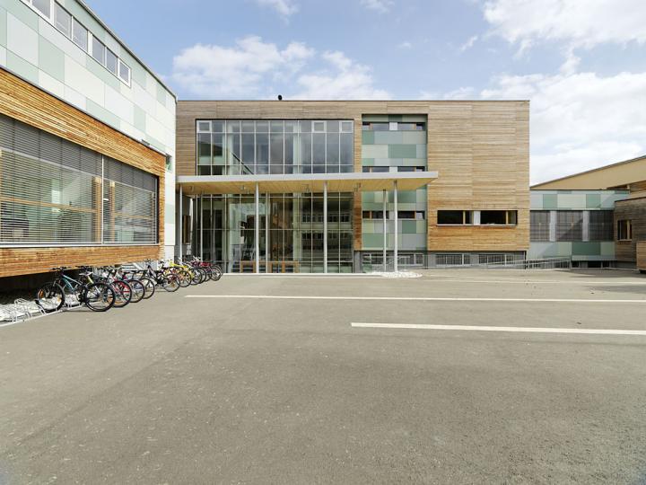 schulzentrum neumarkt _ arch+more architekten