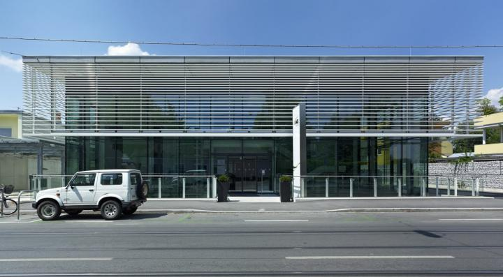 Konzernzentrale ÖWG/ÖWGes Graz _ Giselbrecht