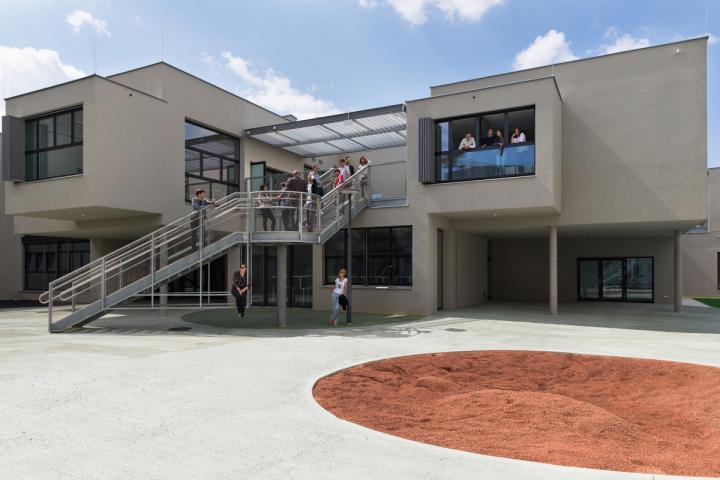 Bildungscampus Sonnwendviertel Wien