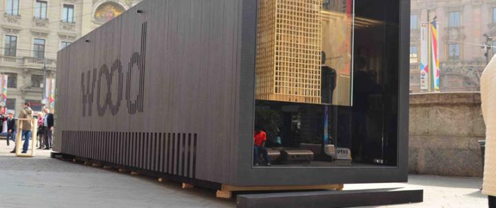 Woodbox _ Holz kommt in die Stadt