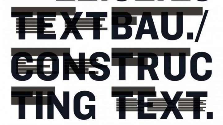 plakat textbau basel