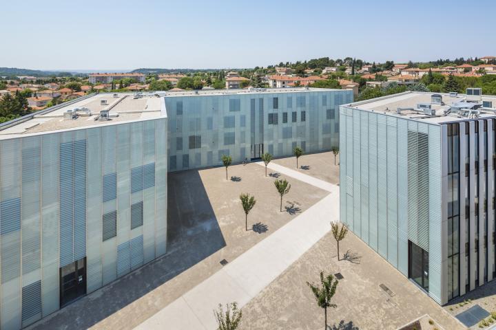 Université de Provence in Aix-en-Provence 28