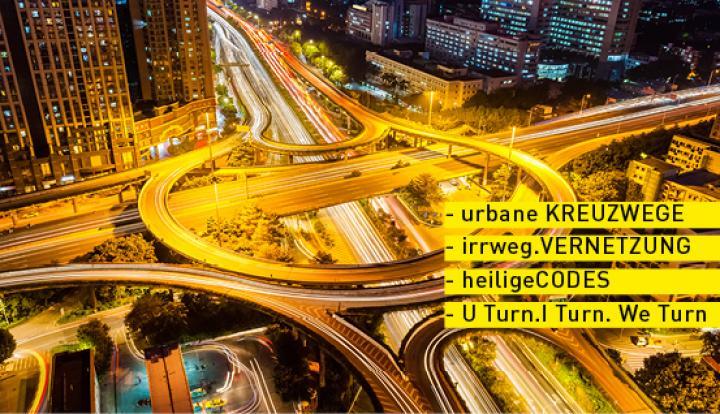 a tempo urbane kreuzwege