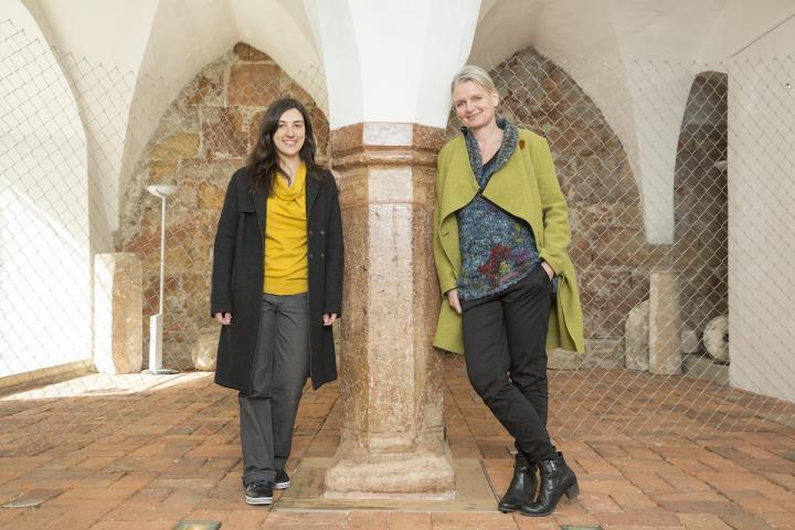 Susane Onic startet die neue Ausstellungsreihe