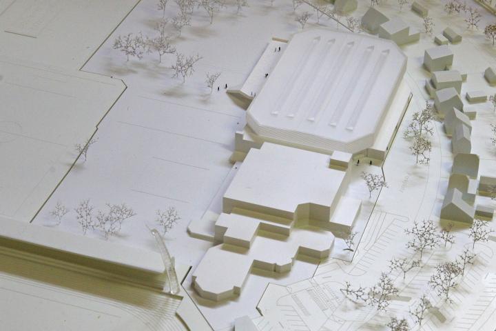 Generalsanierung Internationale Eishalle Kapfenberg 1.