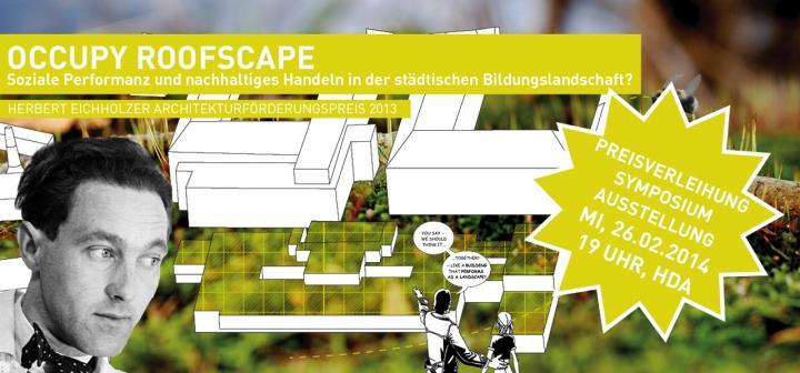 HDA Graz: Eichholzer Förderungspreis für Architektur