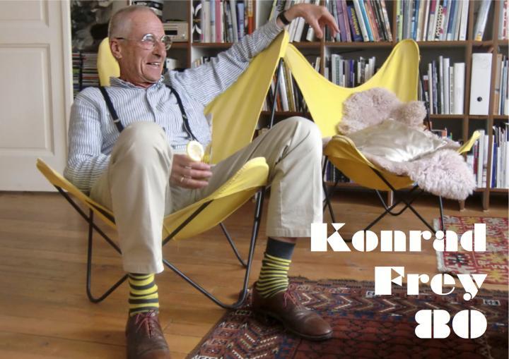 Konrad Frey 80