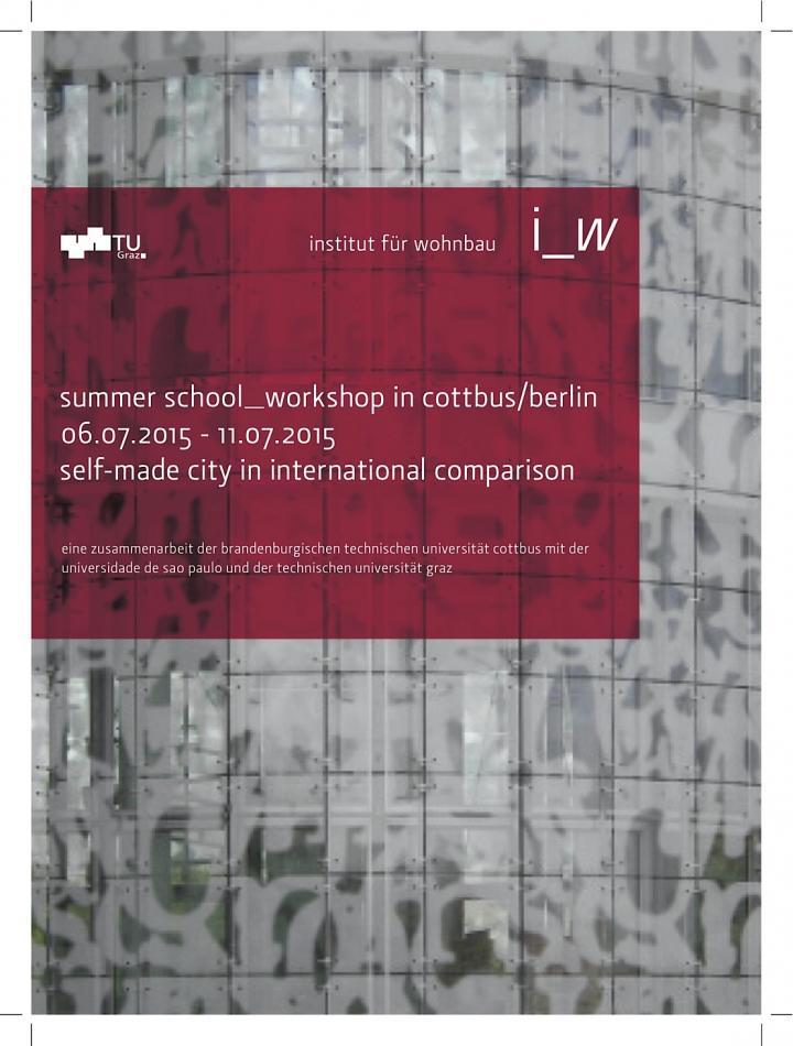 summer school_workshop in cottbus