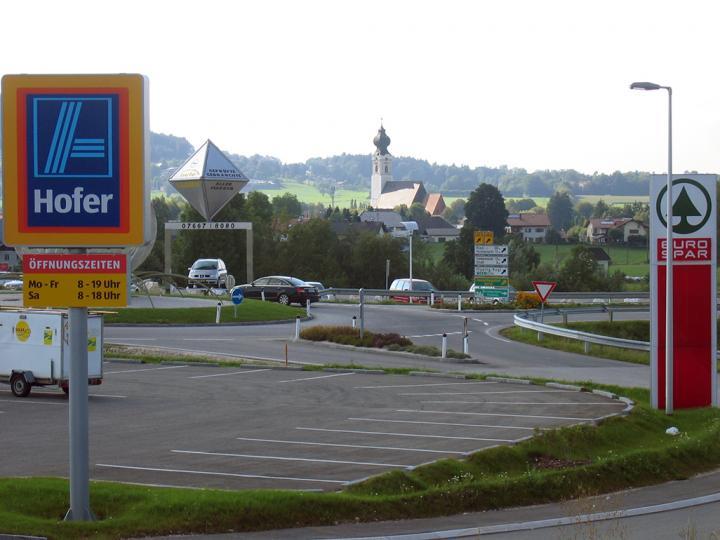 Parkplätze Einkaufszentrum - Reinhard Seiß URBAN+
