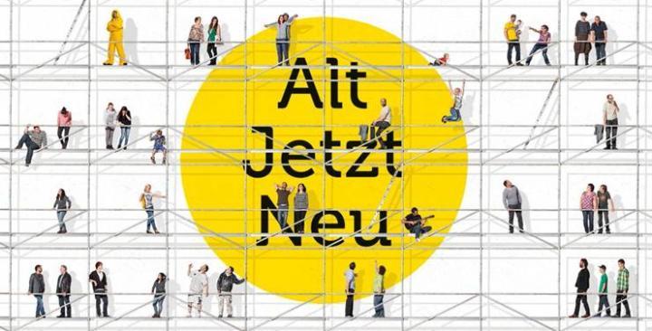 Architekturtage 2014 Alt Jetzt Neu