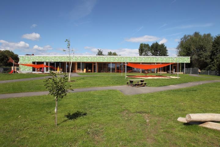 Kindergarten und Kinderkrippe Stallhofen