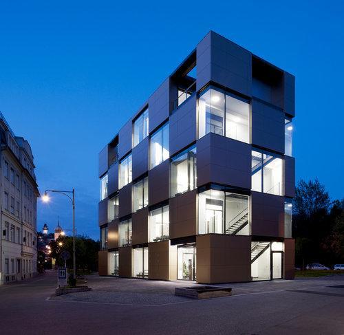 Sterreichischer staatspreis f r architektur 2012 - Architektonische meisterwerke ...