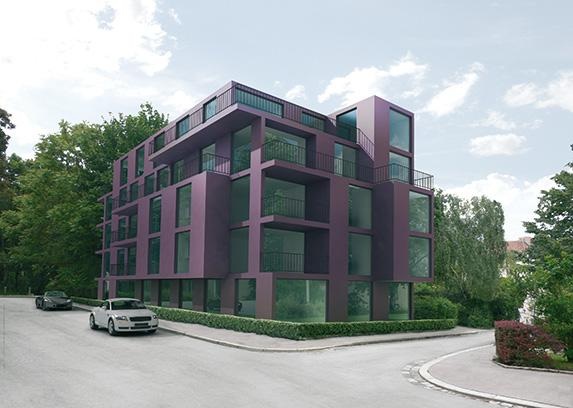 Fh joanneum graz architektur streifz ge 2 0 wohnbau for Fh studium architektur