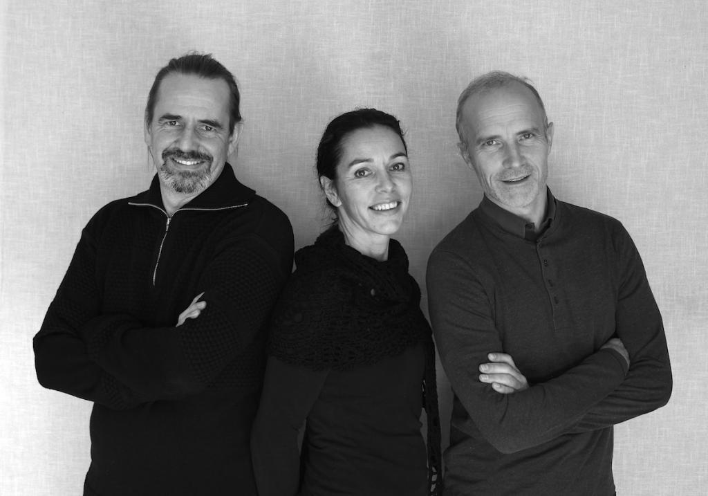 Certov winkler ruck architekten for Studium zum architekten