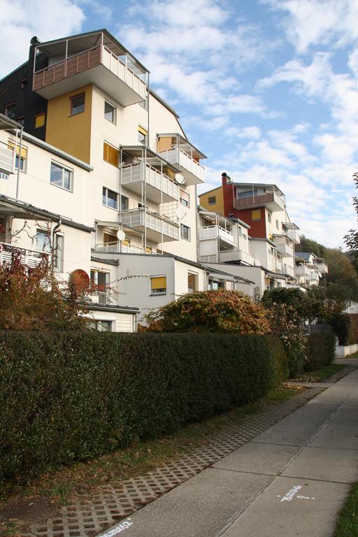 Fh joanneum urbanes wohnen im zeitraster for Fachhochschule architektur
