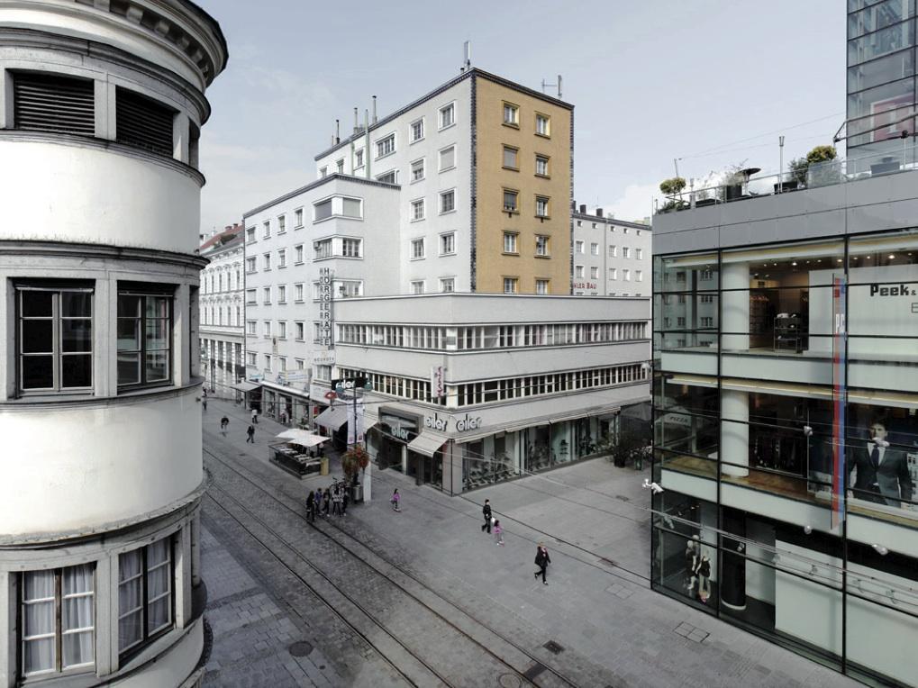 architektur in linz 1900 2011