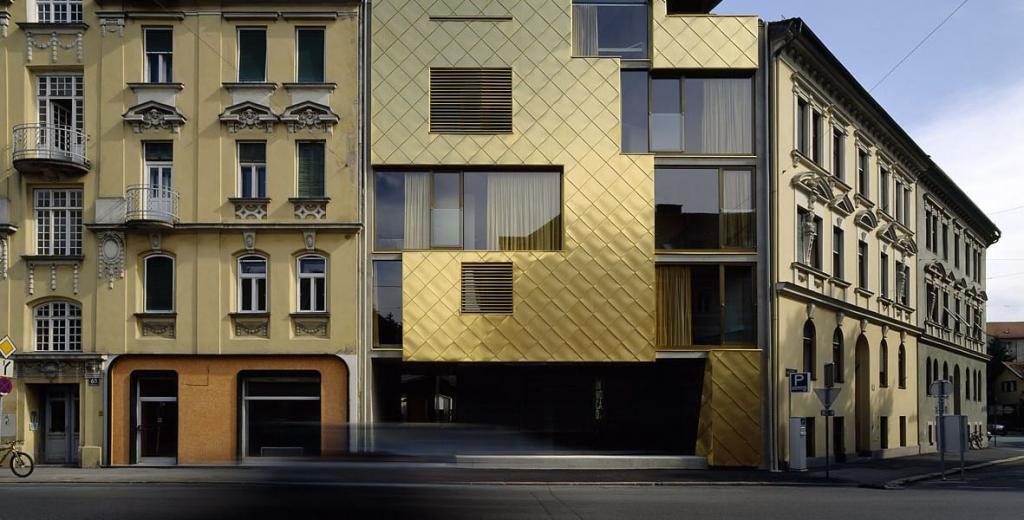 Fh joanneum architektur streifz ge martin lesjak www for Fachhochschule architektur